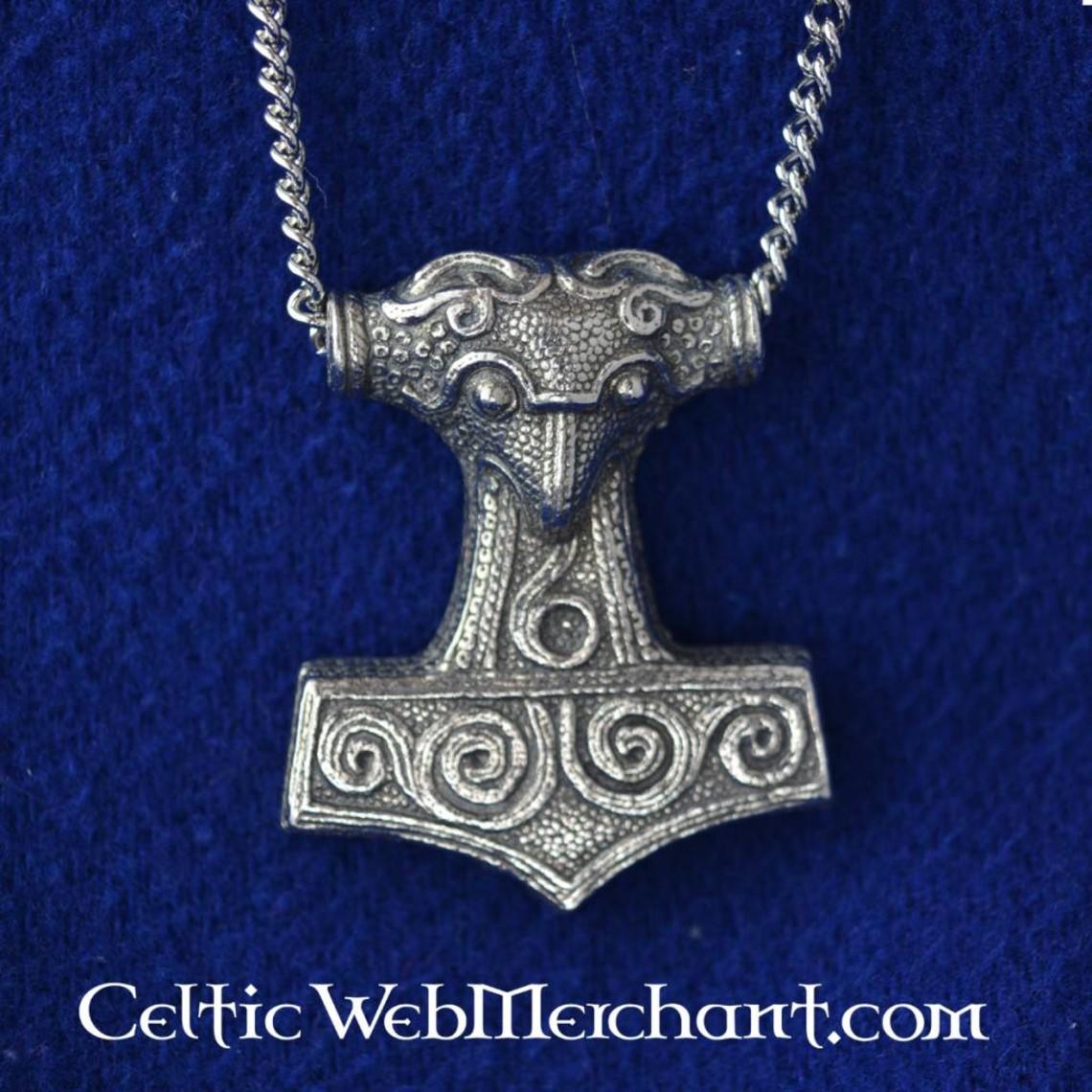 martello di Thor Skane con collana