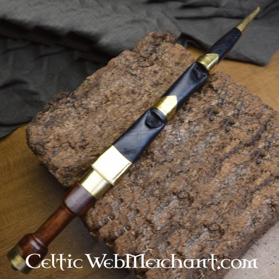 Deepeeka Sgian achlais con coltello e forchetta