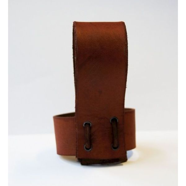 Authentic drinking horn holder