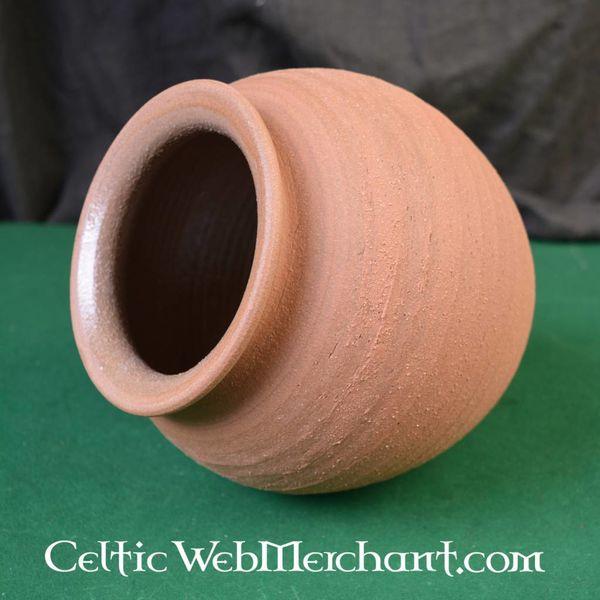 8th århundrede opbevaring pot