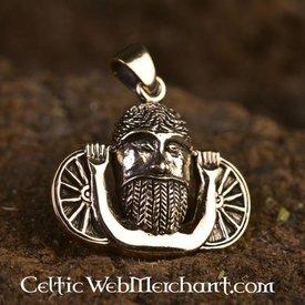 Keltisk Taranis juvel