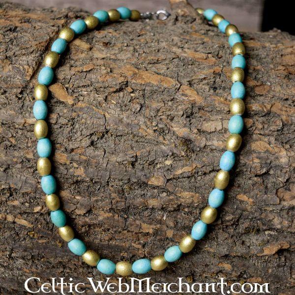 Griechisch-ägyptische Perlenkette