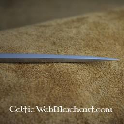Handforged medieval eating pick