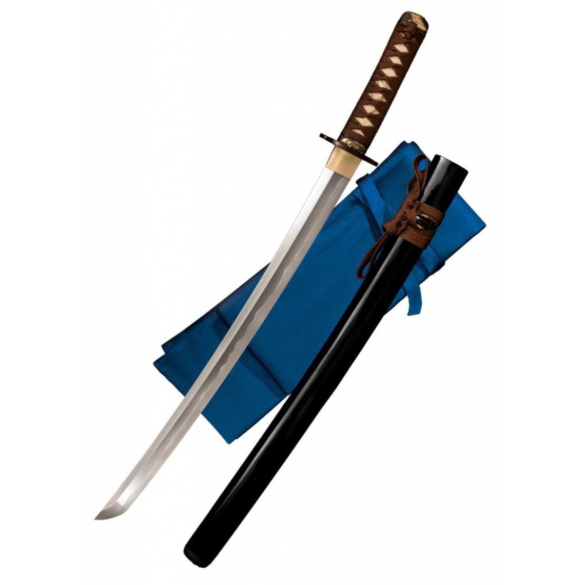Cold Steel Mizutori (gru) wakizashi