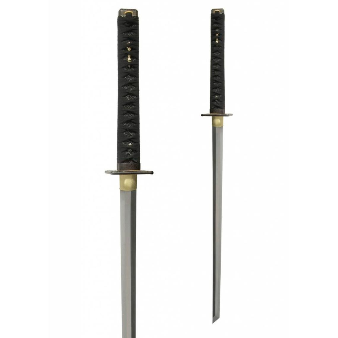 Hanwei Ninja katana met zwarte Samé