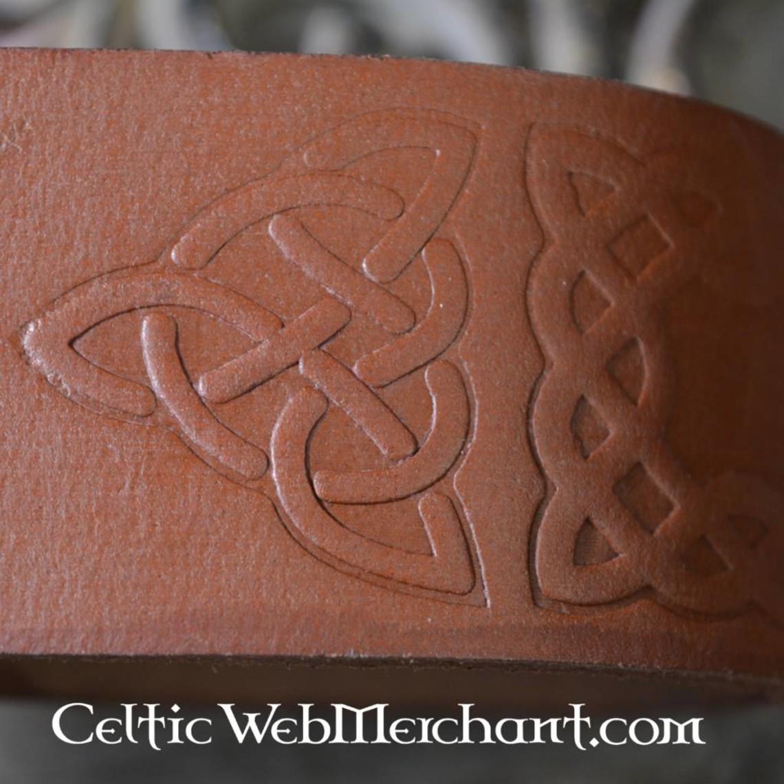 Leonardo Carbone Drinkhoornhouder met Keltische knopen