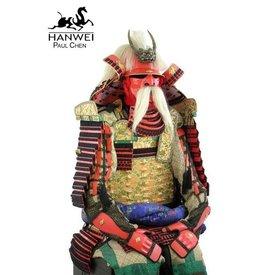 CAS Hanwei armadura de samurai de Takeda Shingen