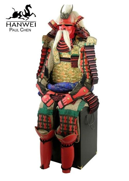Samuraiharnas van Takeda Shingen