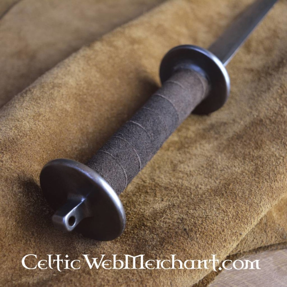 Medieval roundel sztylet