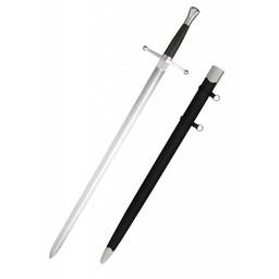 14th century broadsword, hand-and-a-half sword
