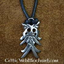 Odin mask jewel