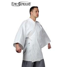 Epic Armoury Hvid kimono