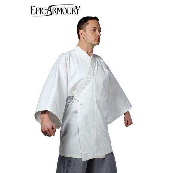 Epic Armoury vit kimono