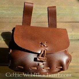 Ulfberth Brun väska, 18 x 14 x 6 cm