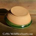 Historyczny Bowl (greenware)