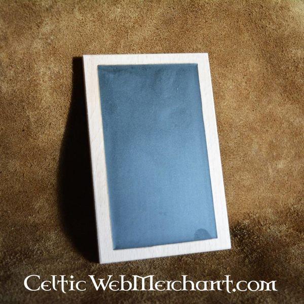 Single wax tablet