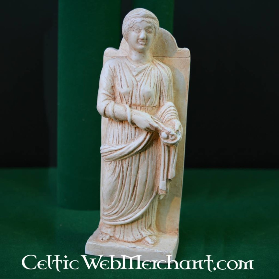 Votivo Romano estatua Sirona