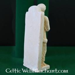 Roman ljuslykta staty Sirona
