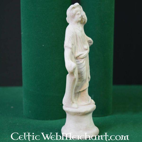 Romersk offerfund statue gudinde Fortuna