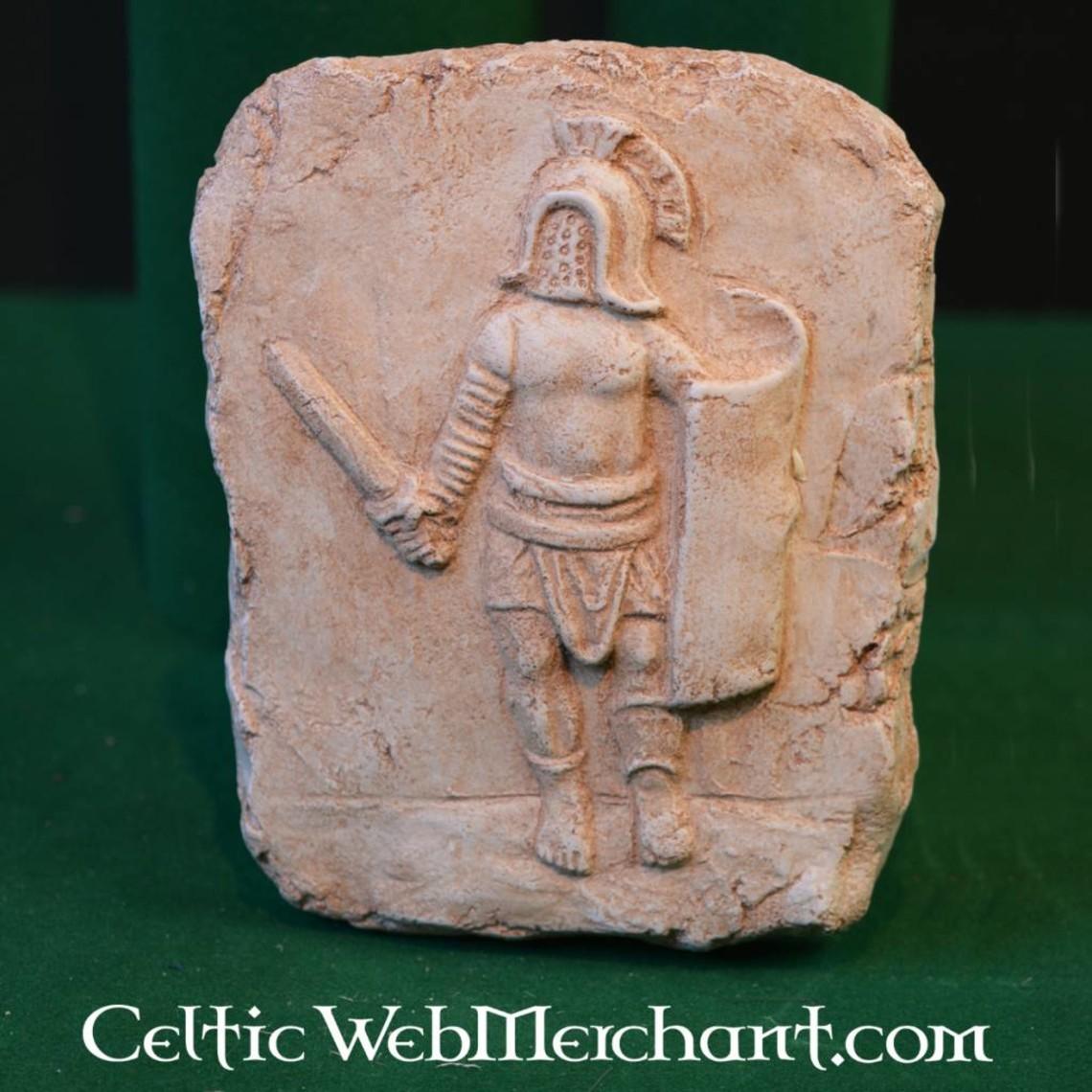 Gladiator reliëf