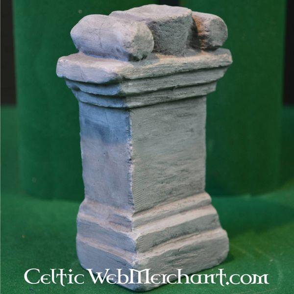 Columna för Roman hus altare