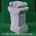 Columna voor Romeins huisaltaar