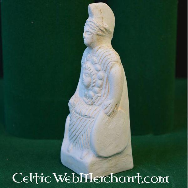 Roman posąg bogini Minerwa wotywna