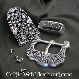 Gokstad belt fitting silver
