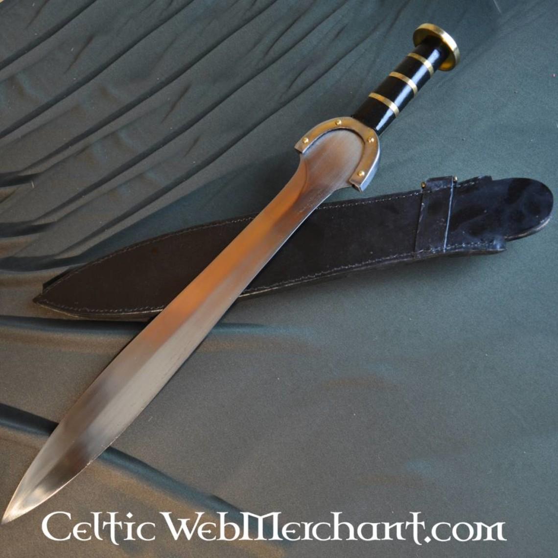 Espada céltica de Hallstatt