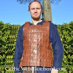 Early medieval lamellar armour
