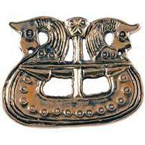 Viking fibula Tjørnehøj