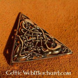 Insular broche Celtic Book of Kells