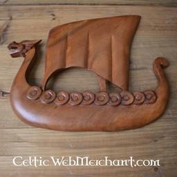 Holz Viking drakkar