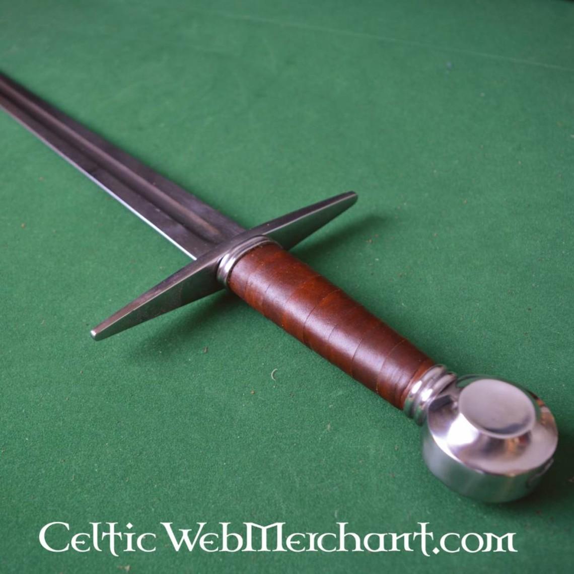 Armour Class cavaliere 13 ° secolo spada (in azione)