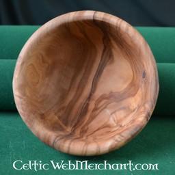Cuenco pequeño en madera de oliva