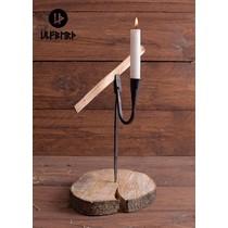 Ulfberth Handgeschmiedete Kerzenständer