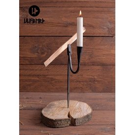 Ulfberth Hand-forged candlestick