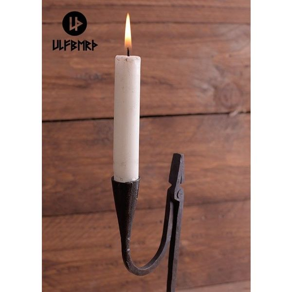 Ulfberth Hand-forged candlestick