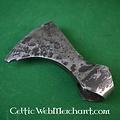 Ulfberth Testa d'ascia barbuta da combattimento, antica