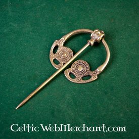 Goldsborough Fibula Messing