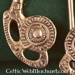 Goldsborough fibula brass