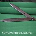 Ulfberth Armatura skrzynia Viking (2 Zawiasy i 1 HASP)
