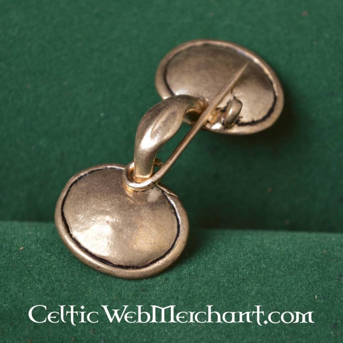 Bronstijd brilfibula