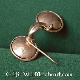 Bronze alder spektakel fibula