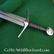 Claymore with scabbard