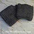 Ulfberth Chain mail skirt, 8 mm