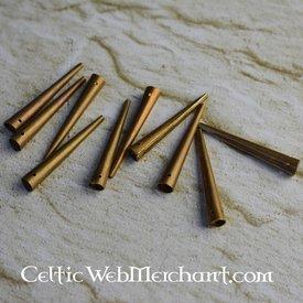 Lace-ends, 10 peças
