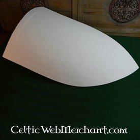 Deepeeka Hvid kite Skjold
