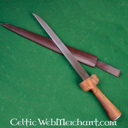 Bollock dagger (1350-1500)