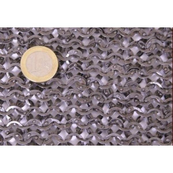 Ulfberth anneaux plats Mantle Bishop rondes rivets